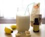 Lait à la banane vanillé – Facile