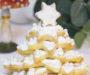 Le sapin de Noël en biscuits