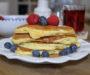 Pancakes du Biglove Caffé